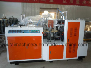 Full Automatic Paper Cup Forming Machine (YT-LI) pictures & photos