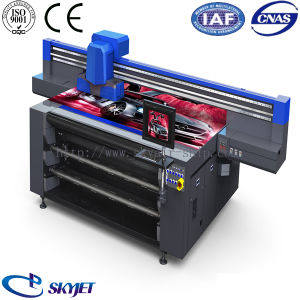 Flatbed Roll Printer