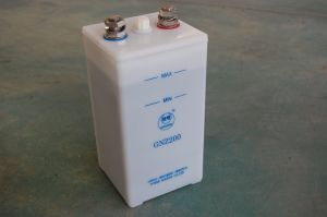 Gnz200 1.2V 200ah Medimum Discharge Rate Battery pictures & photos