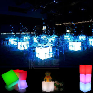 LED Furnitures Illuminated Modular Seating for Events pictures & photos