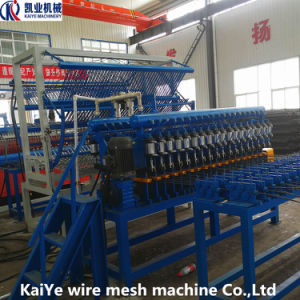 Automatic Stainless Steel Construction Wire Mesh Welding Machine pictures & photos