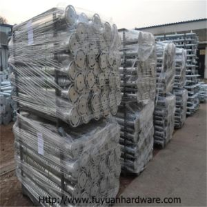 Q235 Hot Dipped Ground Screw for Foundation System