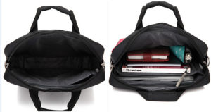 "Nylon Laptop Backpack School Bag for 15.6"" pictures & photos"