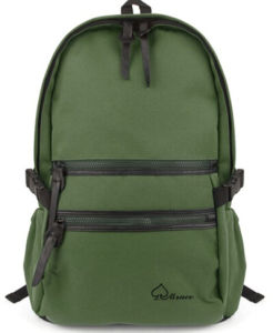 Green Color Laptop Bag Messenger Backpack (SB6375B) pictures & photos