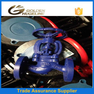 DIN Cast Steel Bellow Sealed Globe Valve pictures & photos