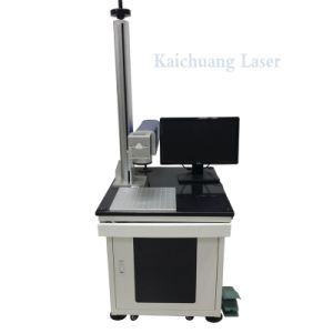 Fiber Laser Marking Machine for Metal Nameplate