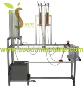 Pipes Fluid Friction Venturi Method Hydraulic Bench Fluid Mechanics Bench