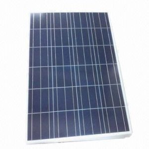 80W/18V Poly Solar Panels, for Solar Street Light, Measures 670X880X35mm pictures & photos