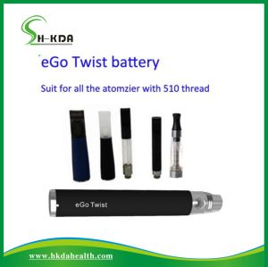 EGO Twist EGO Battery Variable Voltage Twist 3.2V-4.8V New Product for 2013