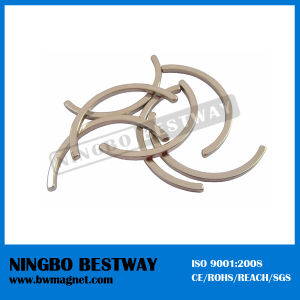 Wind Turbine Arc Shape Magnet with CE/RoHS Certification pictures & photos