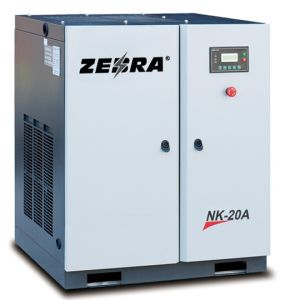The New Development Nk Series Rotary Screw Air Compressor Nk-20A