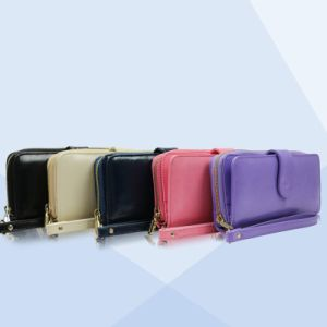 Latest Womens Wallets Purse in Various Colors and Leathers Collections pictures & photos