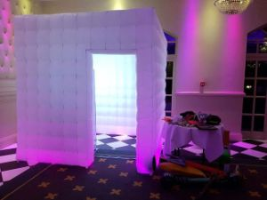 Inflatable Lighting Photo Booth for Party Wedding