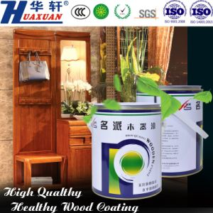 Huaxuan PE High Solid Transparent Primer Wooden Furniture Paint pictures & photos
