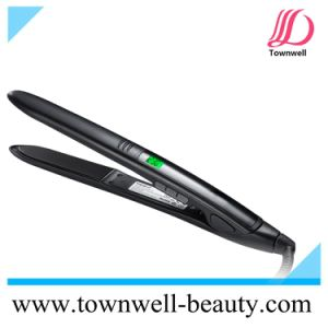 New Creative Bullet Mch Hair Straightener with Tourmaline Ceramic Coating Plates