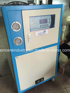 Si-25A Air Cooled Chiller for Plastic pictures & photos