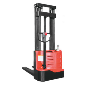 1.0 Ton Electric Pallet Stacker (ES10-10ESJ) pictures & photos