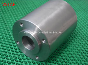 Customized High Precision CNC Machining Steel Part with Zinc Plating pictures & photos
