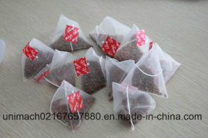 Automatic Triangle Pyramid Nylon Tea Bag Packing Machine pictures & photos