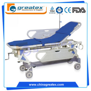 china hospital emergency patient transfer scoop stretcher ce fda