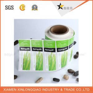 High Quality Barcode Scanner Printer Paper Printing Matt Sticker Label pictures & photos