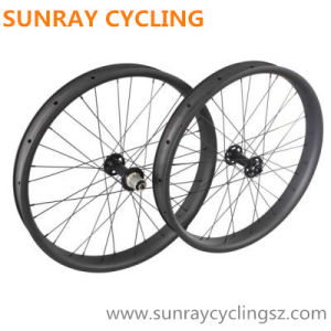 26er Carbon Fatbike Wheels, Bicycle Wheels