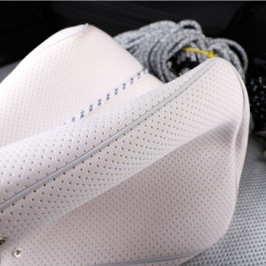 2017 New Design Perforated Neoprene Tote Bag pictures & photos