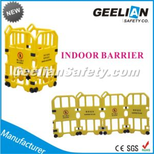 Reflective Safety Road Block Manual Exterior Barrier