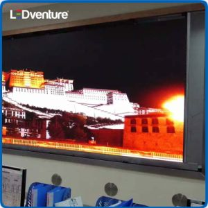 Indoor Full Color HD Resolution LED Video Wall for Advertising