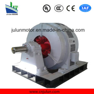 Large-Sized High Voltage Wound Rotor Slip Ring 3-Phase Asynchronous AC Electrical Induction Motor Seriesyr1600-10/1730-1600kw