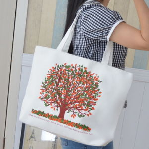 Cute Cartoon Shoulder Hand Bag Cloth All-Match Students Leisure Large Capacity pictures & photos