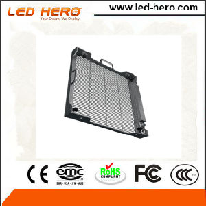 High Popular P3.9-7.8mm Full Color Transparent Rental LED Display Indoor