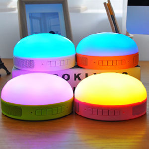SD Card Portable Bluetooth Speaker Pill Shaped Bluetooth Speaker Wholesale Manufacturer