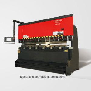 Underdriver High Accuracy Press Brake for Small Plate Processing