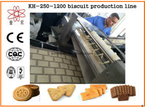 Kh Small Scale Industry Biscuit Making Machine pictures & photos