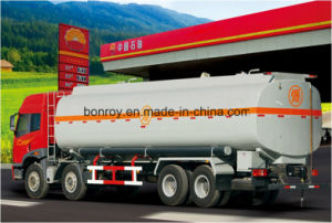 290PS 8X4 Liquid Tank Truck with 18-28cbm pictures & photos