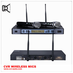 Conference Microphone/Karaoke Microphone Wireless Microphone System pictures & photos