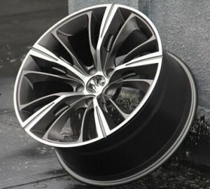 139.7mm, 120mm, 114.3mm, 100mm PCD Car Alloy Wheels (100) pictures & photos