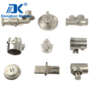 OEM Stainless Steel Precision Investment Casting for Valve and Pump pictures & photos