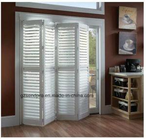Shutter Louver Aluminum Interior Folding Doors