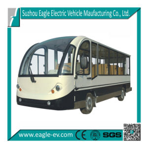 Electric Bus, 14 Seats, CE Certificate pictures & photos