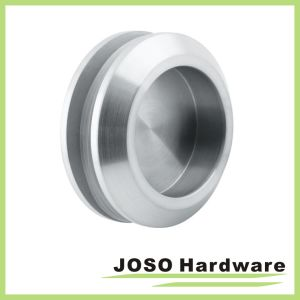 304 Stainless Steel Round Shape Closed Sliding-Handle (DKB24) pictures & photos