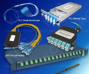 Fiber Optic 24f MPO/MTP Patch Panel pictures & photos