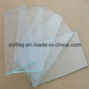 Clear Tempered Glass 51X108mm, Black Tempered Glass, Black Tempered Welding Glass, Armored Glass, Transparent Toughened Glass