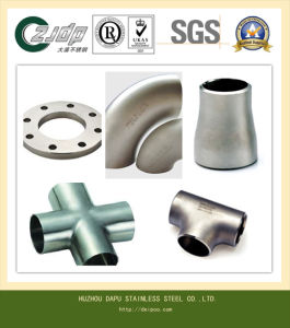 Carbon Steel Flange Pipe pictures & photos