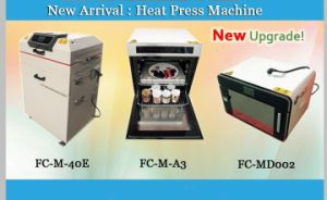 3D Crystal Printing Sublimation Vacuum Machine