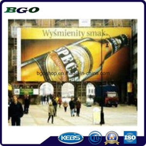 Display Banner Mesh Fabric PVC Mesh Printing (500X1000 18X12 370g) pictures & photos