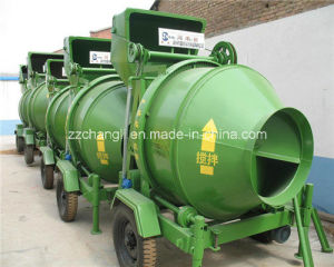 Jzc350 Portable Diesel Cement Mixer, Price of Cement Mixers pictures & photos