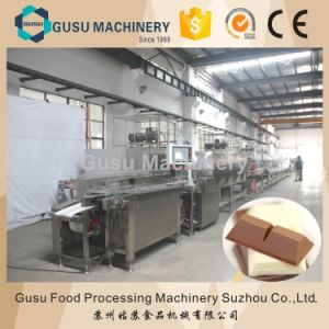 SGS Big Chocolate Block Moulding Machine (QJJ275) pictures & photos