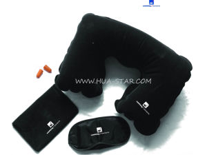 Professional Production of Travel Pillow pictures & photos